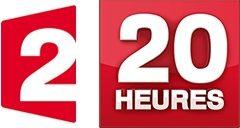 Logo France 2 20h